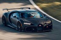 Vídeo: Bugatti Chiron Pur Sport, en Nordschleife