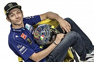MotoGP News Valentino Rossi über Fitness: