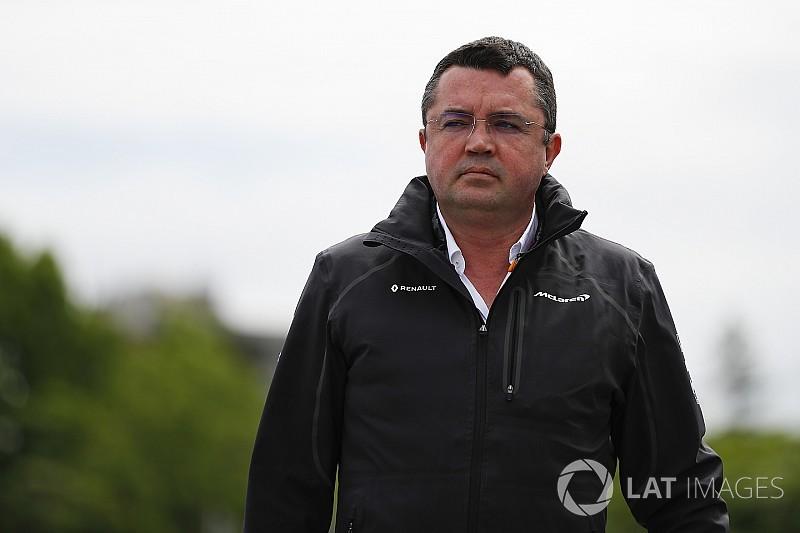 McLaren: Boullier resignation