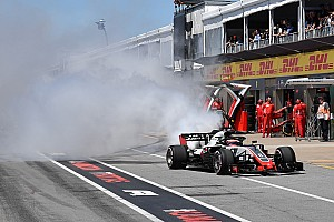 Formula 1 Breaking news Haas says even rivals can't believe its bad luck
