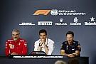 Formule 1 Red Bull en Ferrari kruisen degens over aantrekken Mekies
