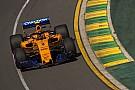 Formule 1 Goede start voor Vandoorne en McLaren: