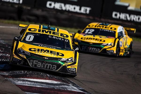 Stock Car Brasil Últimas notícias Chevrolet anuncia parceria com Cimed e quer marcas na Stock