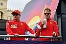 Formula 1 Vettel, henüz kararını vermeyen Raikkonen'in Ferrari'de kalmasını istiyor