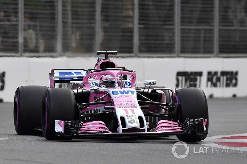 Force India sorprendió a los pilotos de Renault