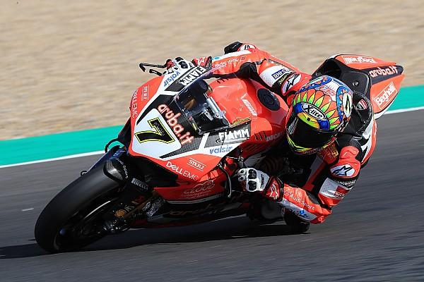 WSBK Ultime notizie Ducati, Davies K.O: l'infortunio al ginocchio è più grave del previsto