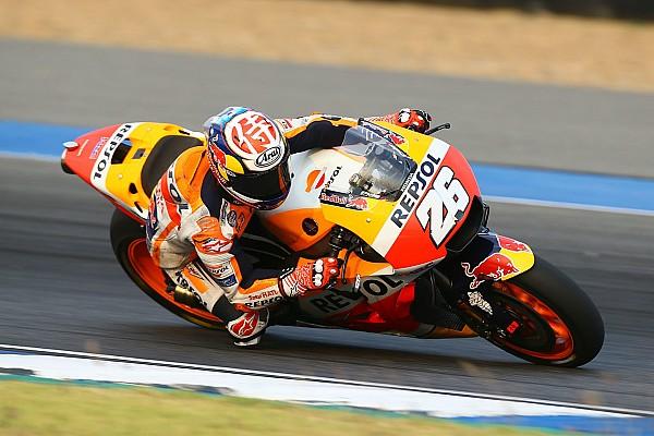 MotoGP Tayland testlerini Pedrosa zirvede tamamladı