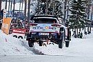 WRC Svezia, PS14: Neuville rischia grosso al Colin's Crest, ma vince la stage