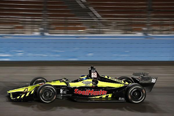 La dégradation des pneus, clé du succès à Phoenix pour Bourdais