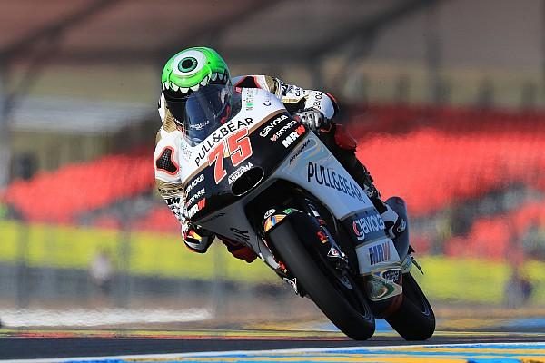 Moto3 Prancis: Kemenangan tak terduga Arenas