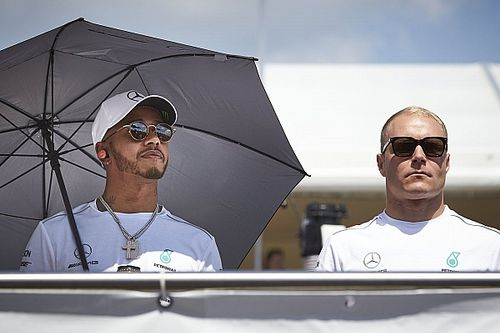 Bottas would accept Mercedes team orders