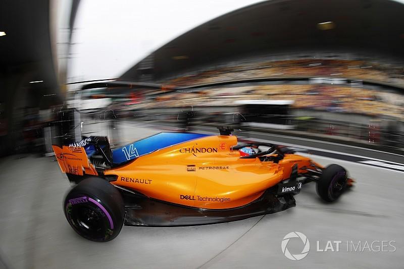 Alonso: Overwinning Renault-krachtbron motivatie voor McLaren