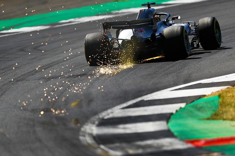Fotogallery: Hamilton ancora in pole nel GP di Gran Bretagna di F1