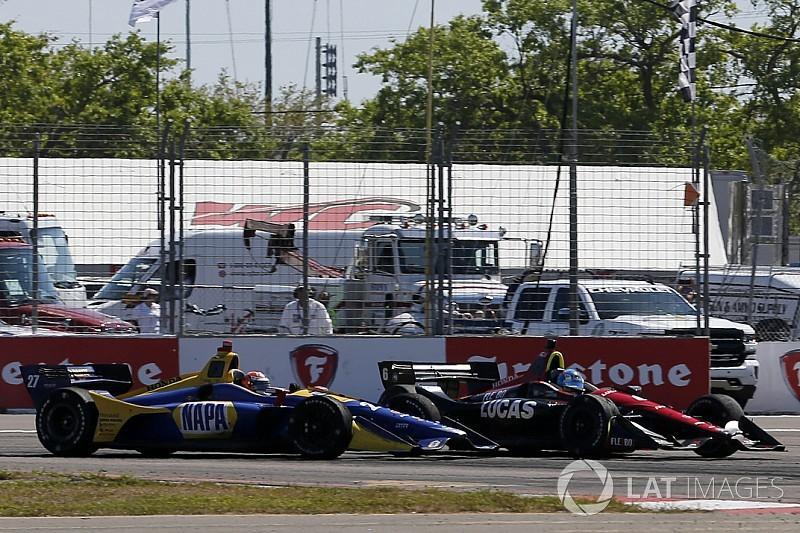 Wickens esperaba otro final de su duelo contra Rossi