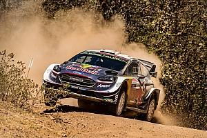 WRC Отчет о секции Прокол Лёба позволил Ожье возглавить Ралли Мексика