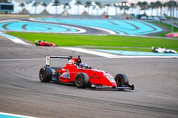 Indian Open Wheel MRF Abu Dhabi: Drugovich kuasai Race 3, Presley dan Dana alami masalah