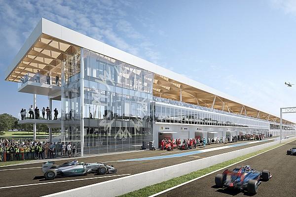 Formule 1 Le nouveau paddock du Circuit Gilles Villeneuve coûtera cher