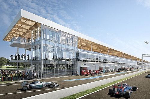 Montréal's new F1 paddock to cost more than expected