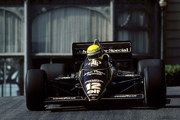 Dix photos pour illustrer le mythe de Senna à Monaco
