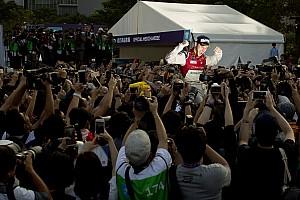 Formula E Top List Las mejores imágenes del ePrix de Hong Kong de la Fórmula E