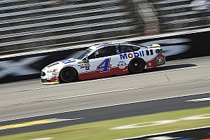 NASCAR Cup Race report Kevin Harvick holds off Truex for Stage 1 win at Texas
