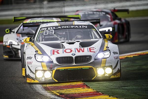 Спа 24: Rowe BMW під зливою виграє марафон