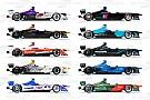Die Autos der Formel-E-Saison 2016/2017