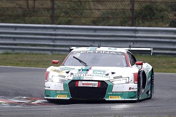 GT-Masters in Zandvoort: Knappe Pole-Position für Land-Audi