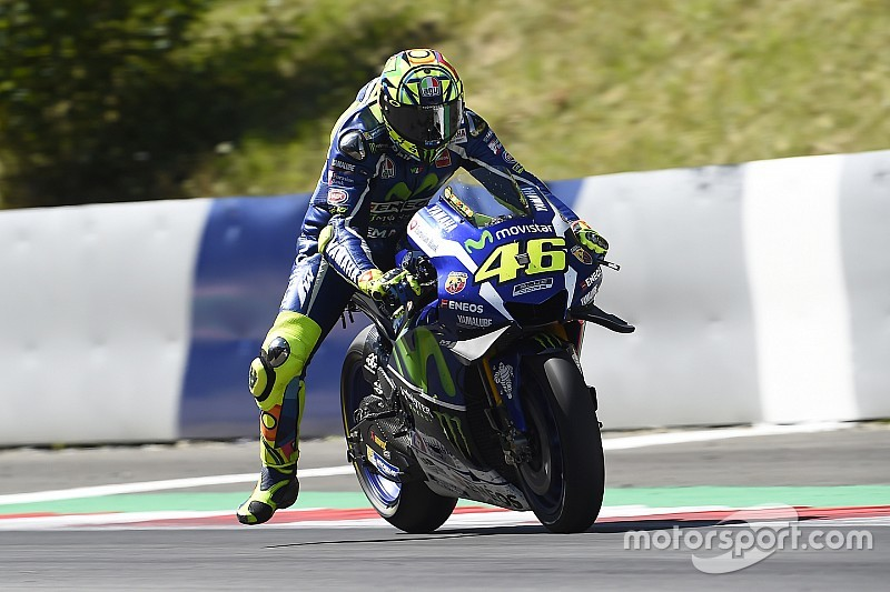"""Rossi: Attacking Lorenzo carried """"too much risk"""" in Austria"""