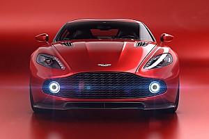 Automotive Nieuws Aston Martin Vanquish Zagato: Britse supercar met vleugje Italiaans design