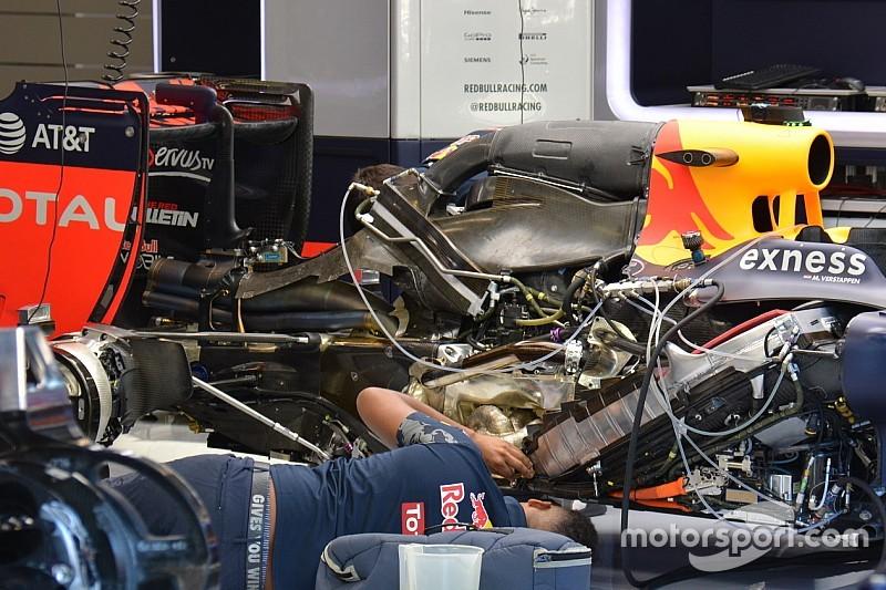 Технічний брифінг: заднє антикрило Red Bull RB12