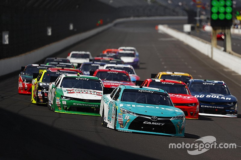 NASCAR releases rules bulletin, changes coming to Xfinity
