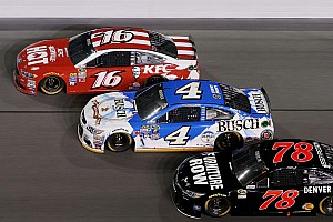 NASCAR Cup Breaking news NASCAR manufacturers on the prospect of more competition: