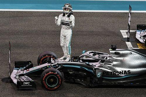 """Hamilton: """"Mercedes ha creado una obra de arte"""""""