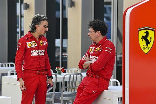 Binotto: 2021-ben a Ferrari célja a konstruktőri 2. hely lesz