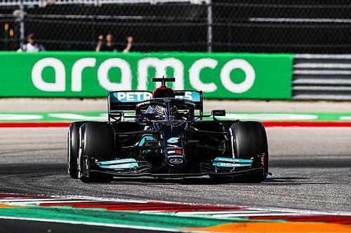 A Mercedes látja az austini vereség pozitívumait is