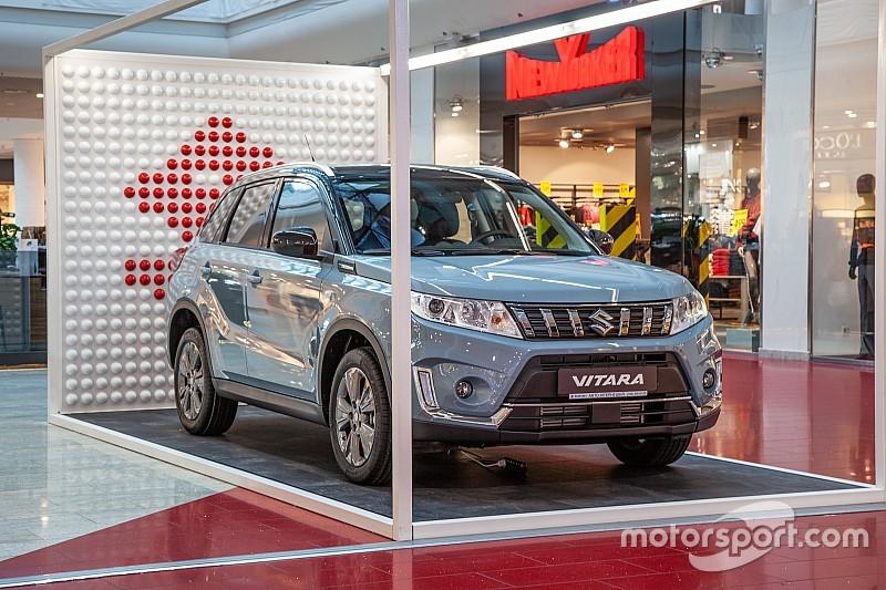 Suzuki презентувала оновлену Vitara в Україні
