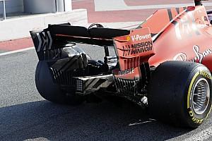 Ferrari протестувала «незаконні» диски Mercedes