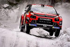 La fin du Rallye de Suède? Des essais grandeur nature pour Ogier