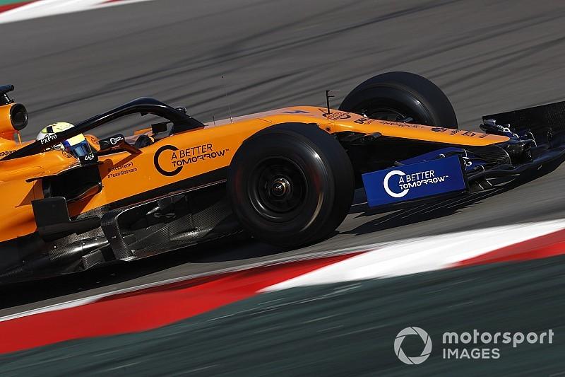McLaren retire les logos BAT à Melbourne