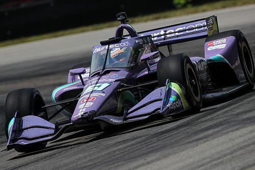Грожан набрался храбрости стартовать в гонке IndyCar на овале