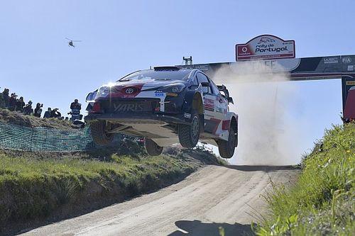 WRC: Evans nyerte a rali-vb portugáliai állomását, a Hyundai élmenői betliztek