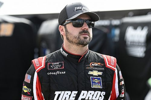 Josh Berry to join NASCAR Xfinity Series fulltime in 2022