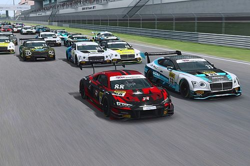 Siggy wins Nürburgring ADAC GT Masters Esports Feature Race