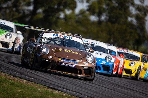 Werner Neugebauer fecha etapa da Porsche Cup subindo na tabela