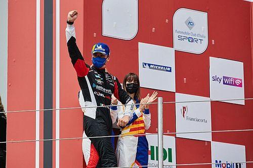 Carrera Cup Italia, Imola: Caglioni si invita al festival-Scholarship