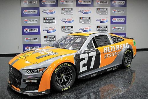 NASCAR Euro team to join Cup Series in 2022, Villeneuve to test