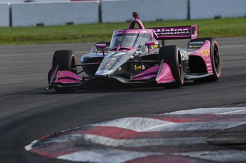 Andretti Autosport drivers stunned by disasters in St. Pete