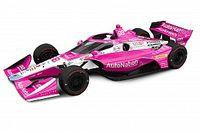 """Livrea speciale """"Drive Pink"""" per Andretti in Harvest GP"""