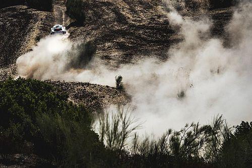 Rally de Andalucía 2021, primera cita de raids de la temporada